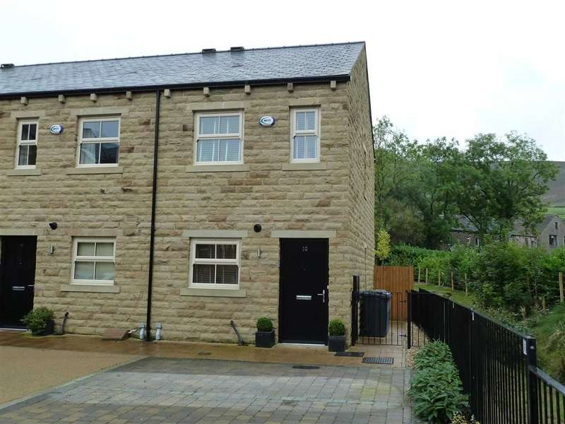 2 Bedrooms Property for sale in Bowler Way, Greenfield, SADDLEWORTH, OL3