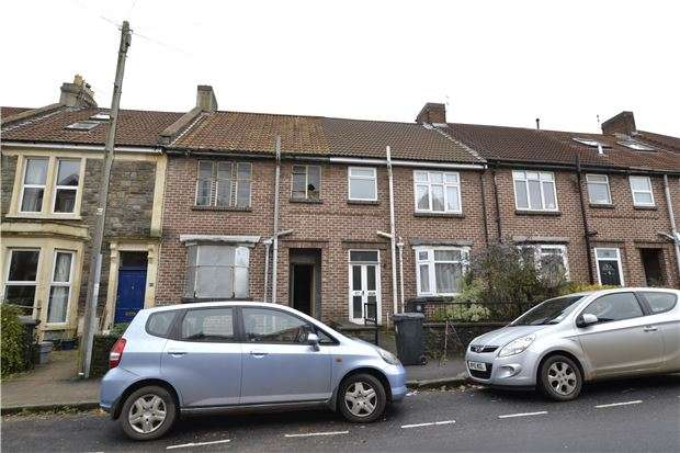 3 Bedrooms Terraced House for sale in Stackpool Road, Southville, Bristol, BS3 1NX
