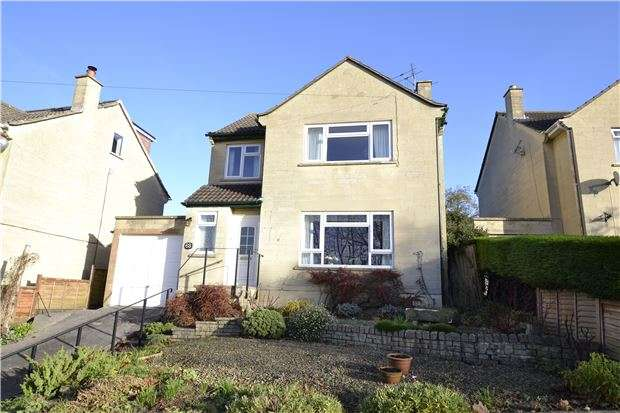 3 Bedrooms Detached House for sale in Purlewent Drive, BATH, BA1 4BA