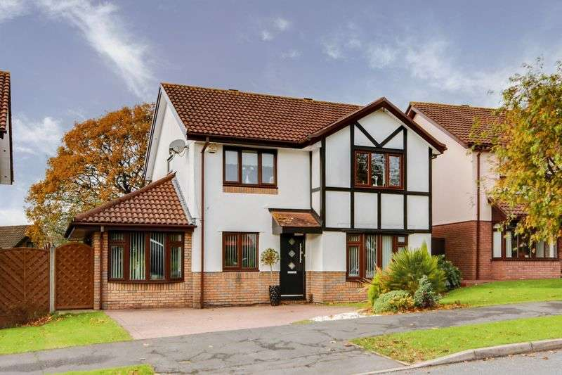 4 Bedrooms Detached House for sale in Ruskin Avenue, Mount Pleasant