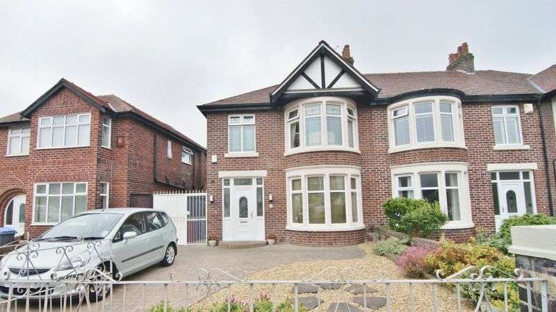 3 Bedrooms Semi Detached House for sale in Forest Gate, Blackpool FY3 9BA