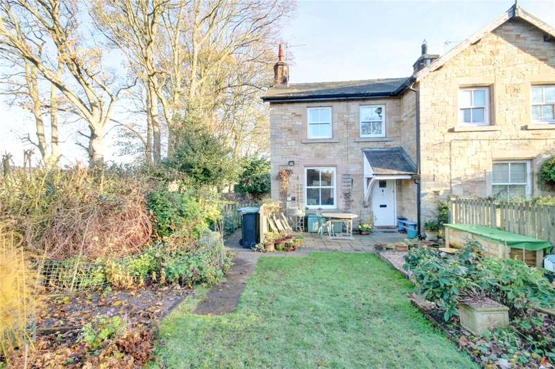 2 Bedrooms End Of Terrace House for sale in Railway Cottages, Brancepeth, Durham, DH7