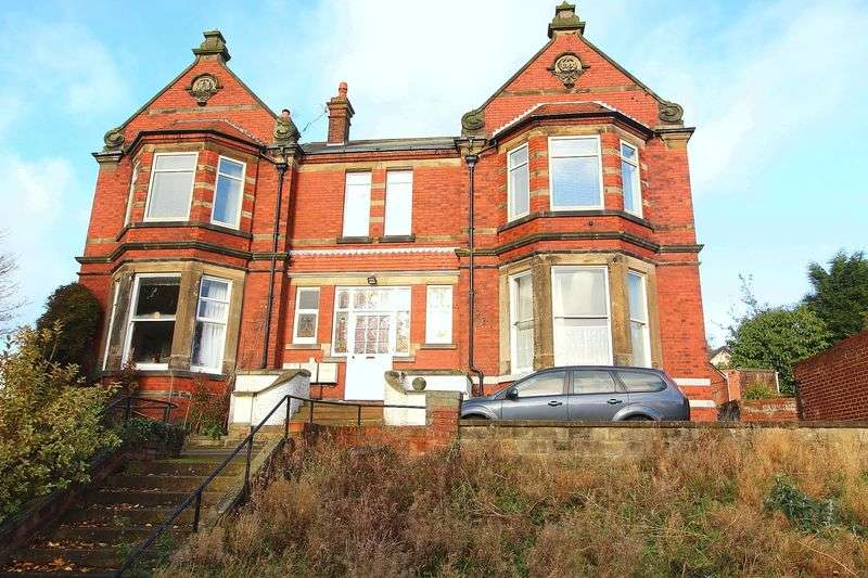 2 Bedrooms Flat for sale in Henley Manor, Scarborough