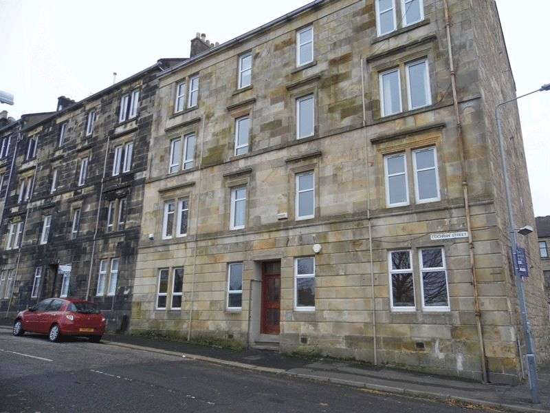 2 Bedrooms Flat for sale in Cochran Street, Paisley