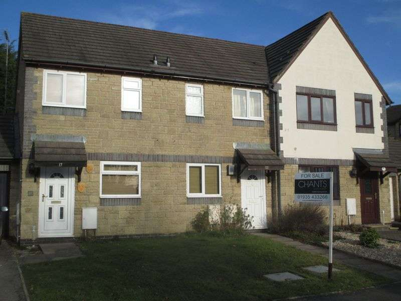 2 Bedrooms Terraced House for sale in Beaulieu Drive, Yeovil