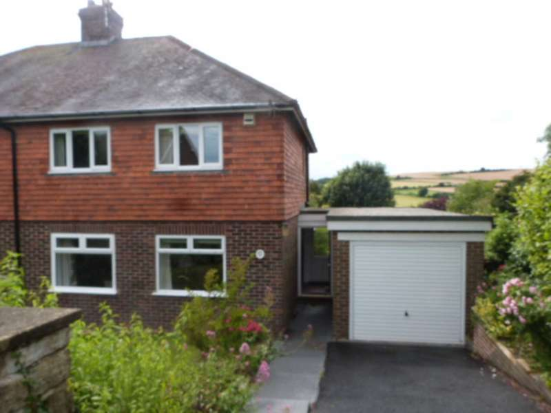 3 Bedrooms Semi Detached House for sale in Houndean Rise, Lewes