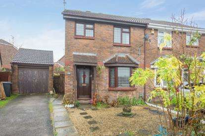 3 Bedrooms Semi Detached House for sale in Middleleaze Drive, Middleleaze, Swindon, Wiltshire