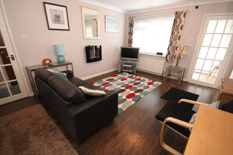 2 Bedrooms Terraced Bungalow for sale in Kingsfield, Ringwood