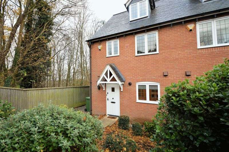 3 Bedrooms House for sale in Shakels Close * Crabbs Cross
