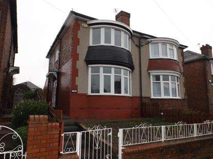 2 Bedrooms Semi Detached House for sale in Clifton Road, Darlington, Durham
