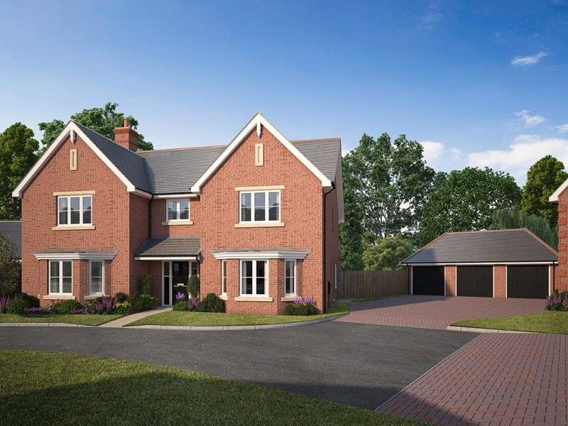 5 Bedrooms Property for sale in Kendall End Road, Barnt Green