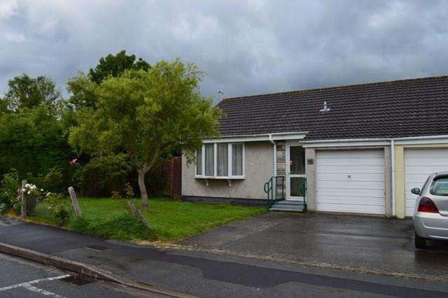 2 Bedrooms Bungalow for sale in Marlborough Drive, Worle, Weston-super-Mare