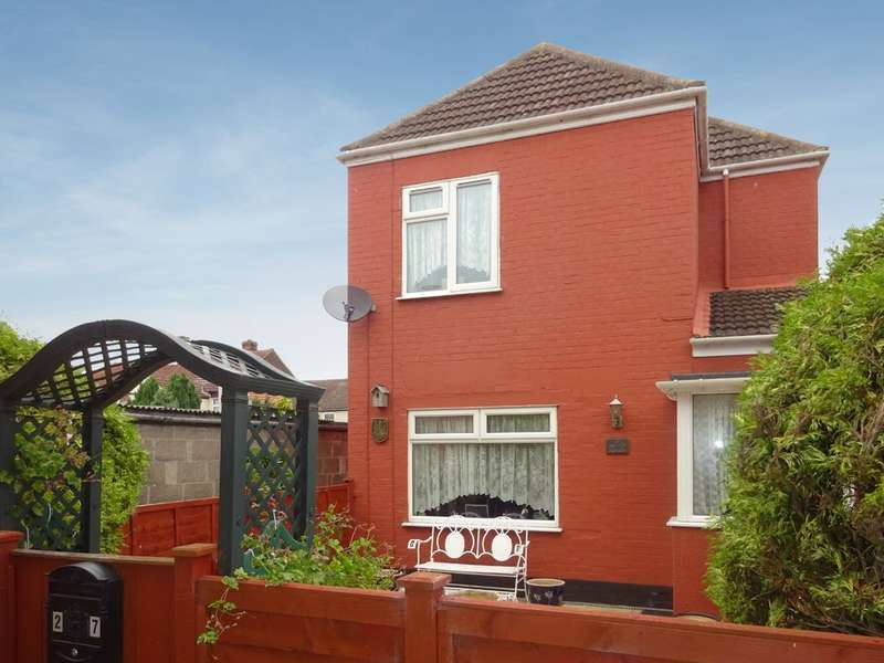 2 Bedrooms Detached House for sale in Moat Road, Great Yarmouth