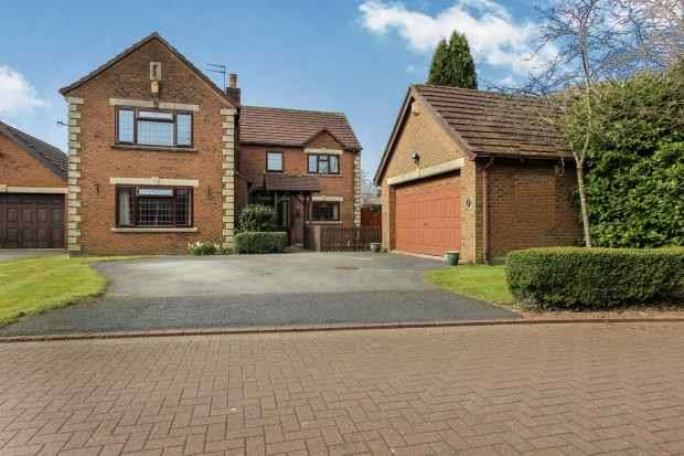 5 Bedrooms Detached House for sale in St Michael's On Wyre, Preston, Lancashire, PR3 0TF