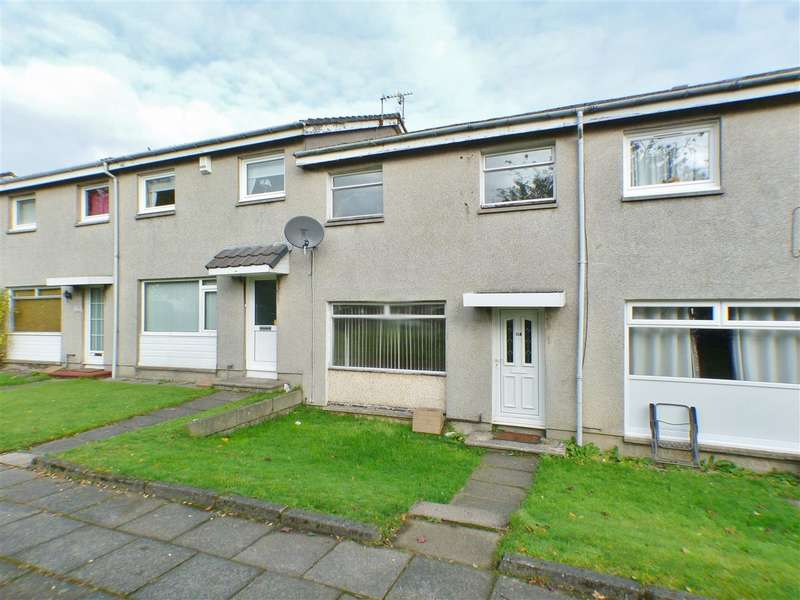 3 Bedrooms Terraced House for sale in Waverley, Calderwood, EAST KILBRIDE