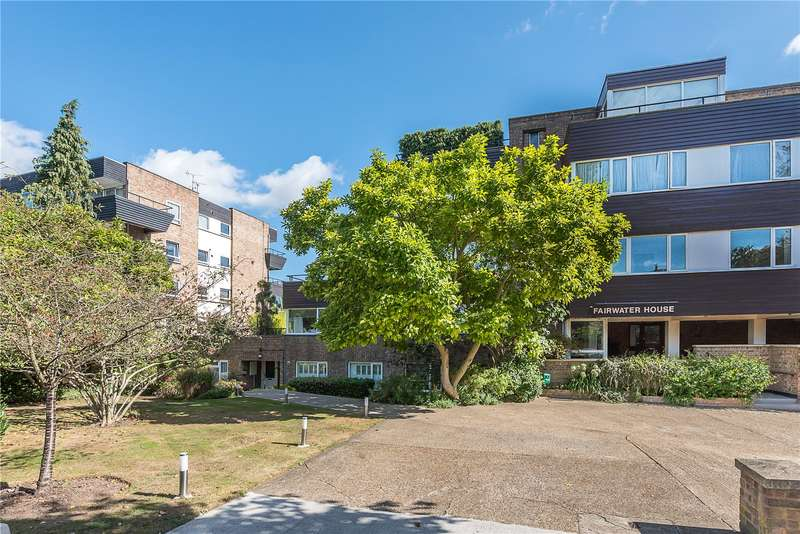 2 Bedrooms Flat for sale in Fairwater House, 34 Twickenham Road, Teddington, TW11