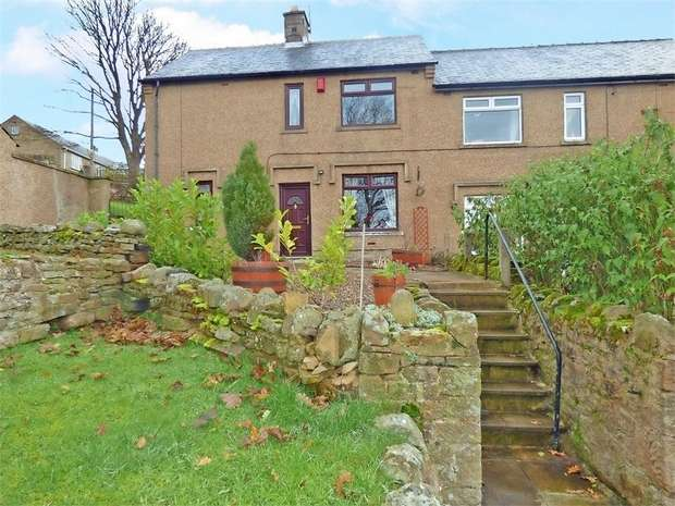 3 Bedrooms Semi Detached House for sale in Leekworth Gardens, Middleton-in-Teesdale, Barnard Castle, Durham