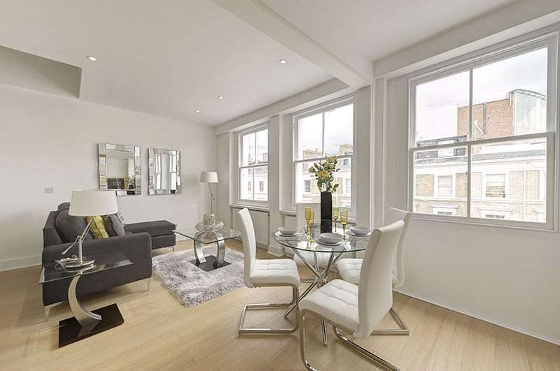 3 Bedrooms Flat for sale in Collingham Place, South Kensington, London, SW5