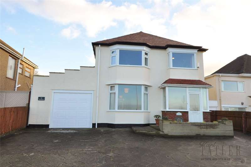 4 Bedrooms Detached House for sale in Meols Parade, Meols, Wirral