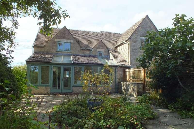 3 Bedrooms Detached House for sale in Bibury
