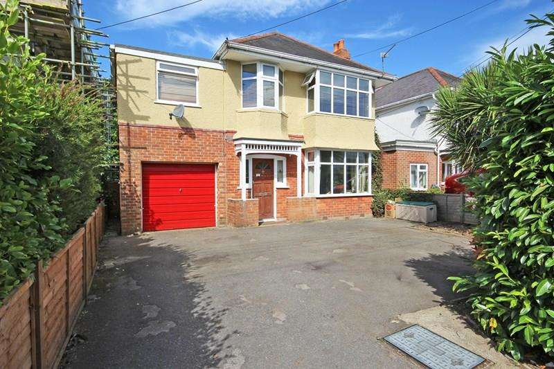 4 Bedrooms Detached House for sale in Vincent Road, New Milton