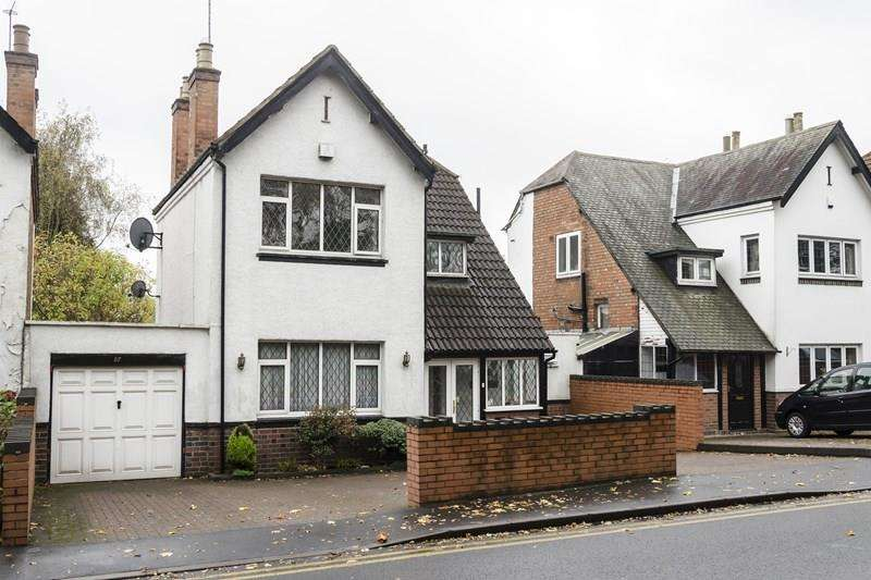 3 Bedrooms Detached House for sale in Brook Lane, Birmingham