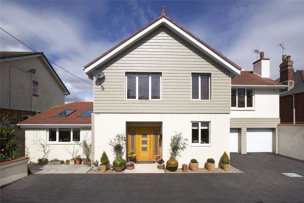4 Bedrooms Detached House for sale in Coombe Road, Shaldon, Devon