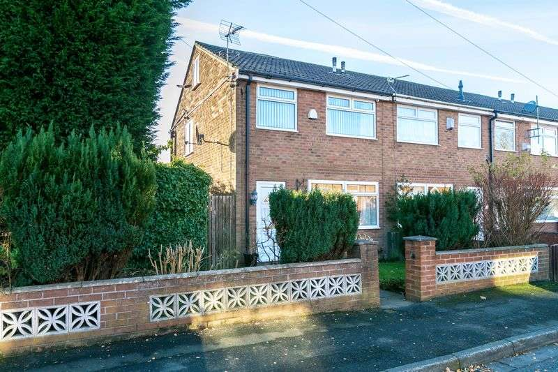 3 Bedrooms Terraced House for sale in Millers Lane, Platt Bridge, WN2 5DG