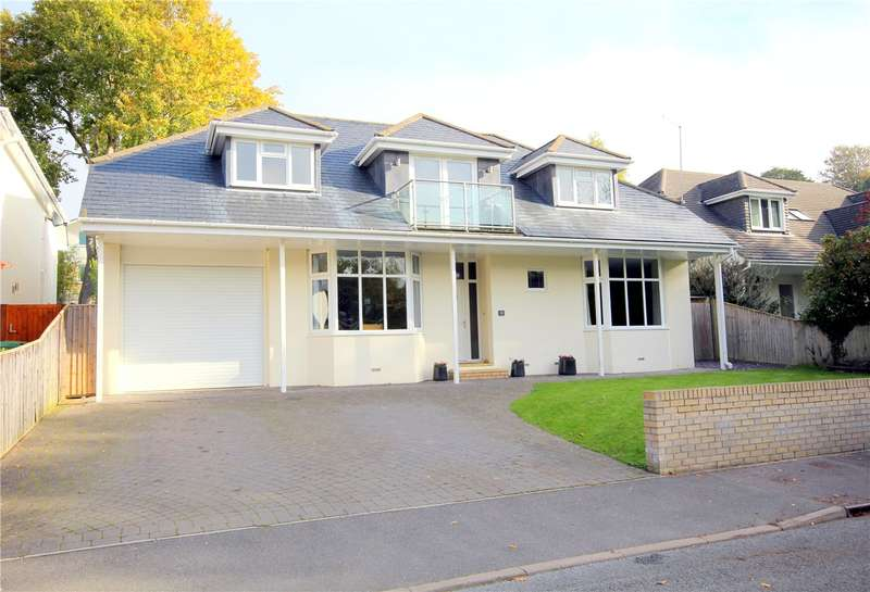5 Bedrooms Detached House for sale in Alton Road, Lower Parkstone, Poole, Dorset, BH14
