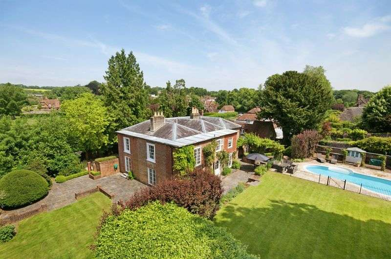 6 Bedrooms Detached House for rent in West Meon, Nr Petersfield / Winchester, Hampshire