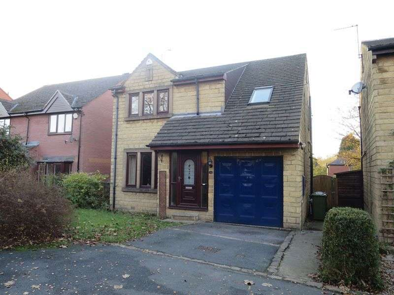 4 Bedrooms Detached House for sale in Turton Green, Gildersome, Leeds
