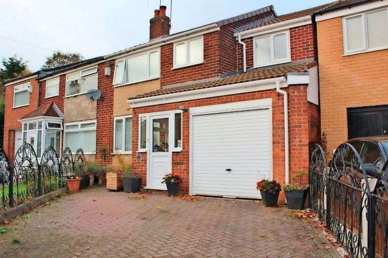 4 Bedrooms House for sale in Crosfield Road, Prescot