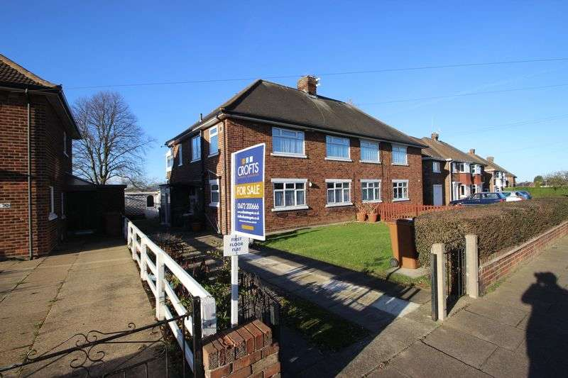 2 Bedrooms Flat for sale in DAVENPORT DRIVE, CLEETHORPES