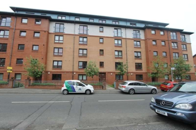 2 Bedrooms Flat for rent in Firhill Road, Maryhill, Glasgow