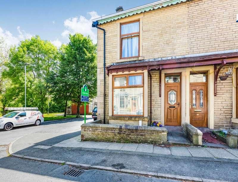 2 Bedrooms Property for sale in Barley Bank Street, Darwen, BB3