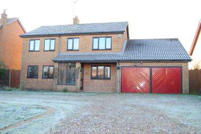 4 Bedrooms Detached House for sale in Walpole Cross Keys, King's Lynn