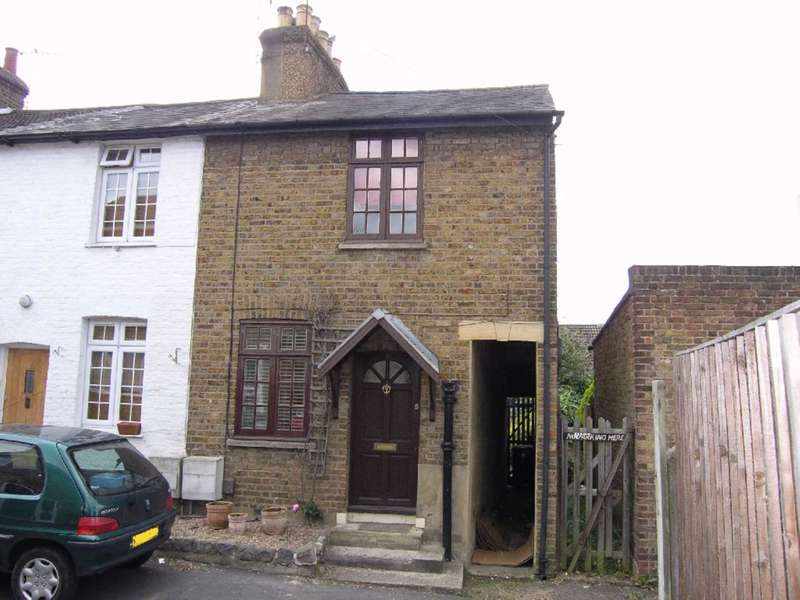 2 Bedrooms Terraced House for sale in Caroline Place, Oxhey Village