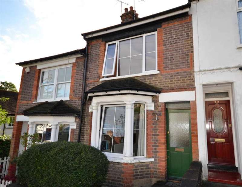 4 Bedrooms Terraced House for sale in Cross Road, Oxhey Village