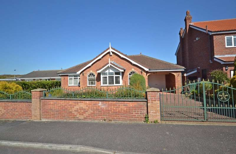 3 Bedrooms Detached Bungalow for sale in Applehaigh Grove, Royston, Barnsley