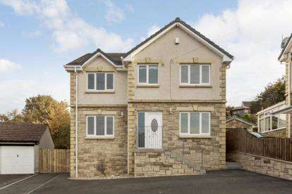4 Bedrooms Detached House for sale in Mayfield Place, Carluke