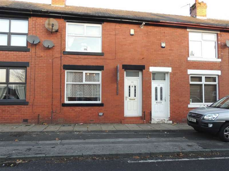 2 Bedrooms Property for sale in Chapel Street, DUKINFIELD