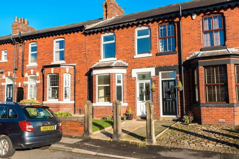 3 Bedrooms Terraced House for sale in Station Road, Leyland