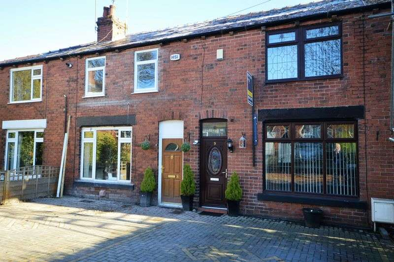 2 Bedrooms Terraced House for sale in Mansfield Grove, Bolton