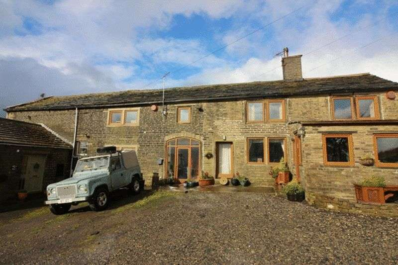 3 Bedrooms House for sale in Upper Spring Barn, Wainstalls, Halifax