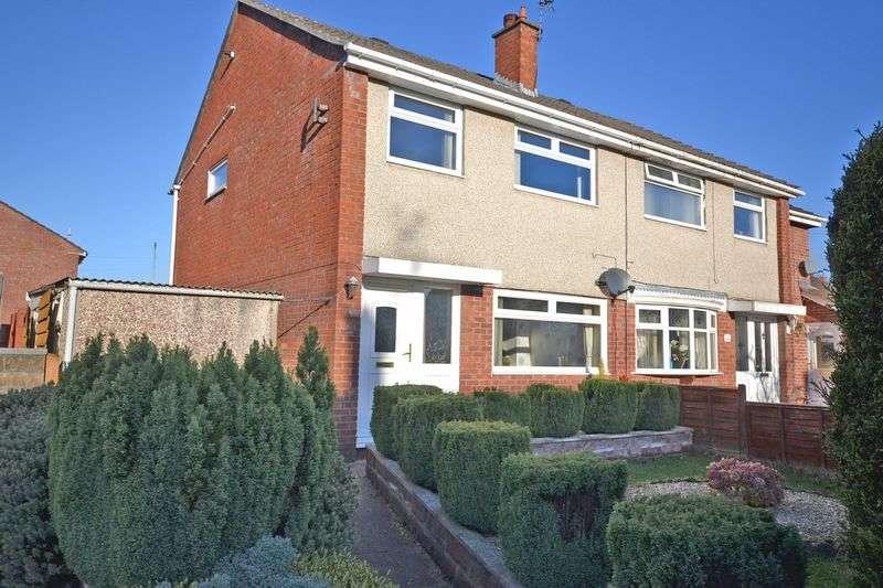 3 Bedrooms Semi Detached House for sale in Pilton Vale, Malpas, Newport