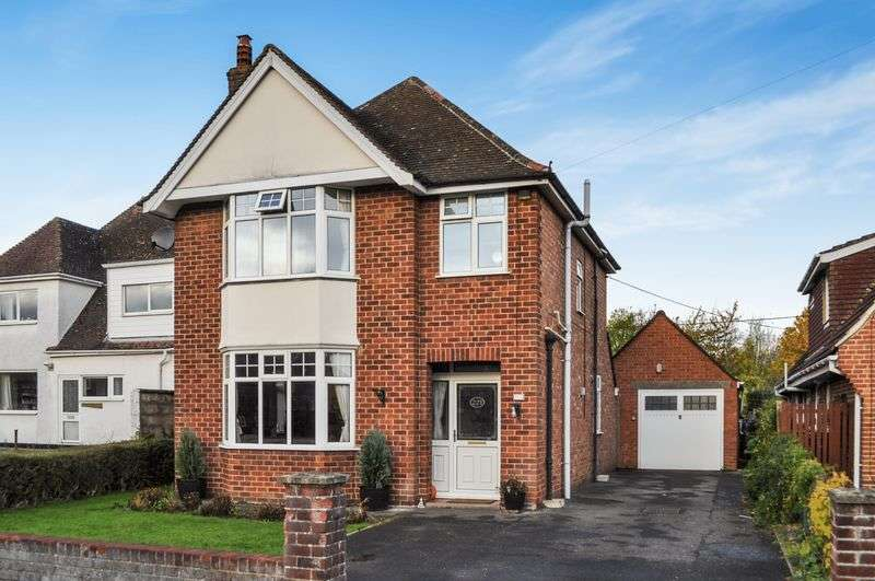 3 Bedrooms Detached House for sale in South Avenue, Abingdon