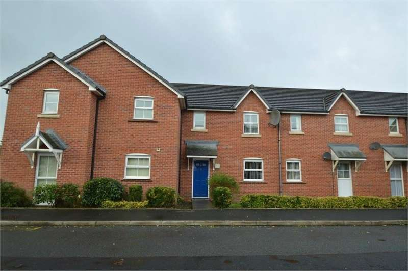 2 Bedrooms Apartment Flat for sale in Britain Street, BURY, BL9