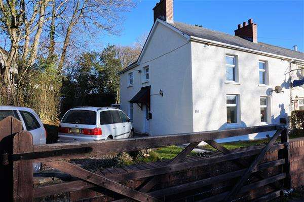 3 Bedrooms Cottage House for sale in Penygroes Road, GORSLAS, Llanelli