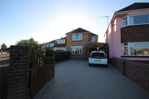 3 Bedrooms Detached House for sale in 25 Haynes Avenue, POOLE, Dorset