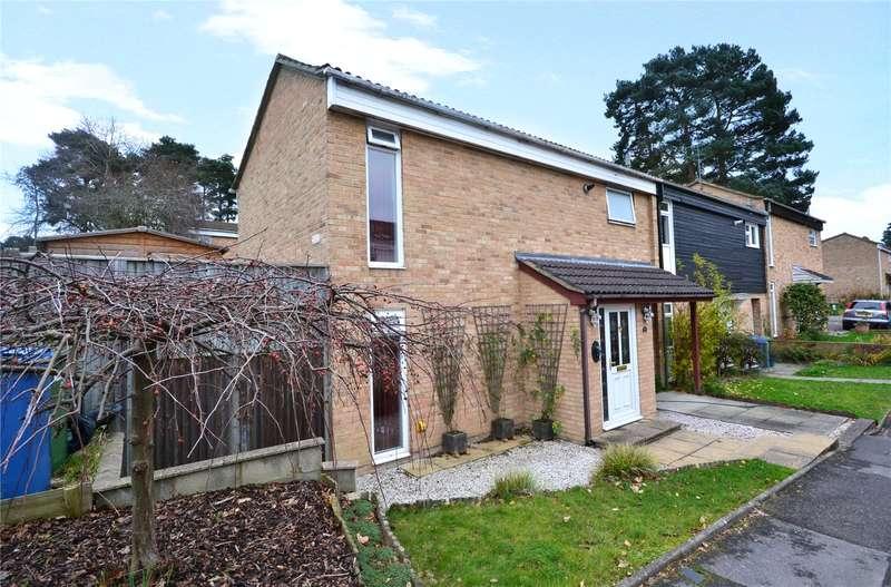 3 Bedrooms End Of Terrace House for sale in Pembroke, Bracknell, Berkshire, RG12